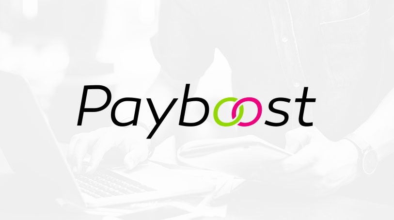 Payboost - site internet